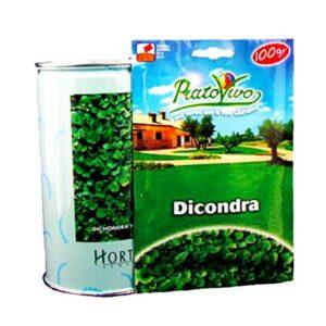 Σπόροι γκαζόν Διχόνδρα (τριφύλλι) κονσέρβα – 250gr