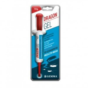 Dragon gel 10gr (κατσαρίδες)