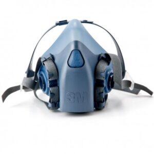 Μάσκα μισού προσώπου 7502 με φίλτρα 6057 ΑΒΕ1 3M™
