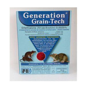 Δόλωμα για ποντίκια Generation grain tech 150GR