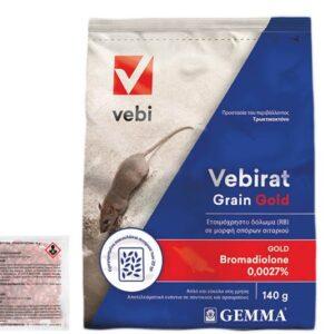 Δόλωμα για ποντίκια Vebirat grain gold