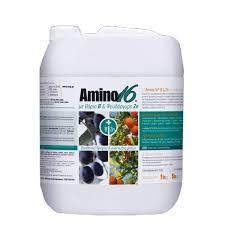 Amino16 με Βόριο Β και Ψευδάργυρο Zn