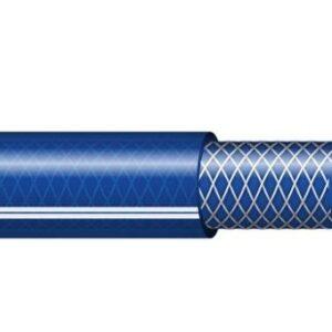 Λάστιχο ποτίσματος πλεκτό 15m 1/2″ (μπλε)