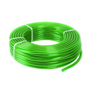 Λάστιχο ποτίσματος πλεκτό 15m 5/8″ (πράσινο)
