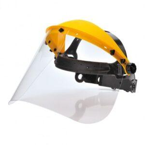 Μάσκα προστασίας με γυαλί