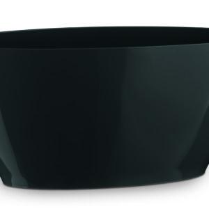 Κασπώ Oval Living (χρώμα Ανθρακί)