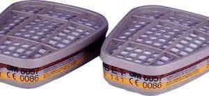 Φίλτρα προστασίας 3Μ ABE1 6057