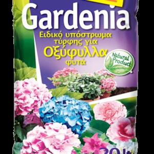 Φυτόχωμα Gardenia για οξύφυλλα φυτά 20lt