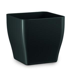 Κασπώ Living τετράγωνο (χρώμα Μαύρο)
