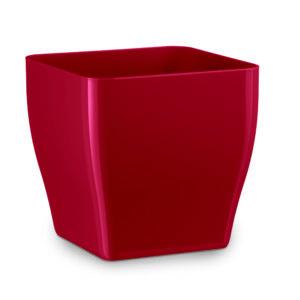 Κασπώ Living τετράγωνο (χρώμα Κόκκινο)