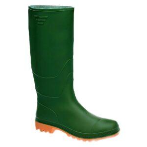 Μπότα γονάτου PVC (πράσινη)