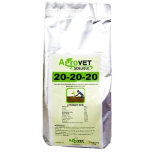 Soluble 20-20-20 1kg