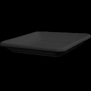 Πιάτο τετράγωνο (χρώμα Ανθρακί)