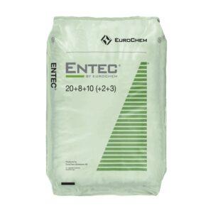 ENTEC® bor 20-8-10 (+2MgO+3S)+0,3Β 40kg