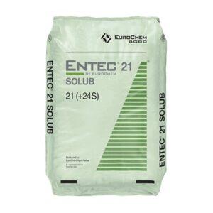 ENTEC® solub 21 με Βόριο (+24S+0,2B) 40kg