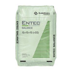ENTEC® balance 15-15-15 (+5S)  40kg