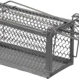 Ποντικοπαγίδα   Φάκα – Κλουβί    23 x 11 x 11 cm