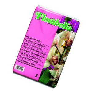 Υπόστρωμα για Ορχιδέες Florabella 5lt