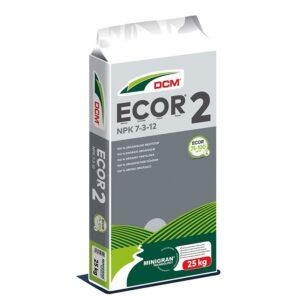 Ecor 2 NPK 7-3-12 DCM 25 Kg
