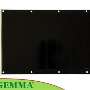 Χρωμοελκυστικές παγίδες εντόμων Gemma grow (μαύρες) 40 x 23cm -10τεμ.