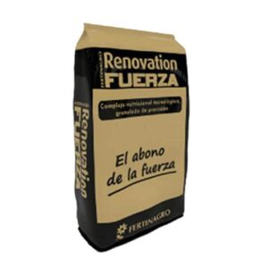 RENOVATION FUERZA 6-8-18 25KG
