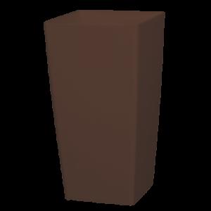 Γλάστρα Sampson (χρώμα Σοκολά)