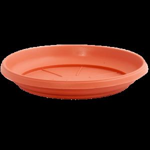 Πιάτο «Geramica» (χρώμα Τερακότα)