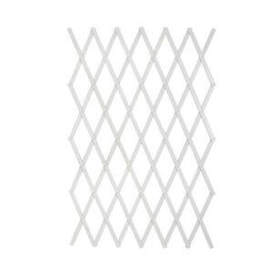 Πέργκολα πλαστική (χρώμα Λευκό)