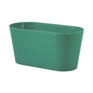 Ζαρτινιέρα κασπώ Diamond petit box (χρώμα Dusty mint)