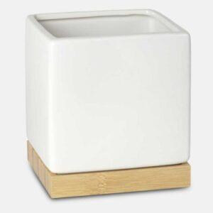 Κασπώ Bamboo (χρώμα Λευκό)