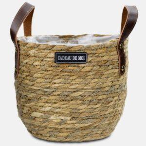 Καλάθι Boho Leather