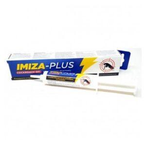 Εντομοκτόνο gel για κατσαρίδες -Imiza plus (25gr)