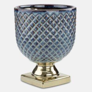 Αμφορέας Vintage old-blue